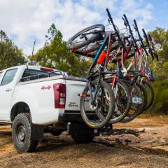 How To Install The Hitch Bike Racks