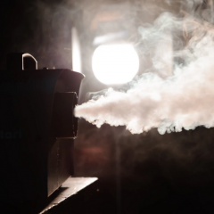 What Makes The Fog In A Fog Machine